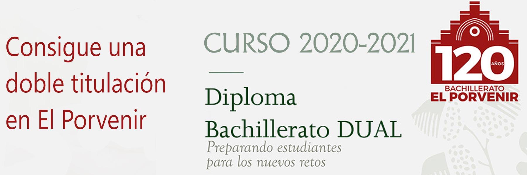 Por tercer curso consecutivo, ofrecemos cursar el Bachillerato Dual Americano a nuestros alumnos