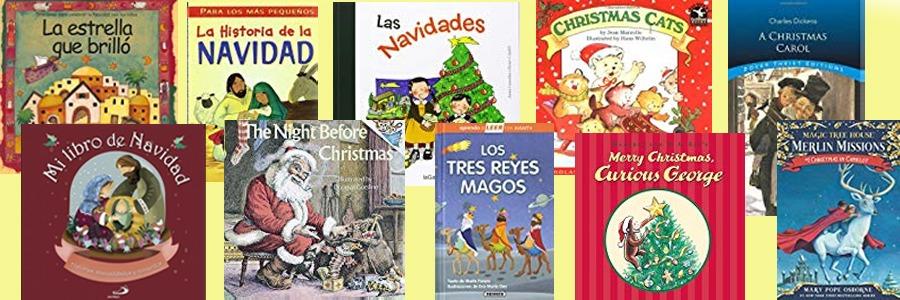 A la biblioteca de Primaria ha llegado la Navidad