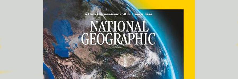 Accede al texto completo del número de abril 2020 de National Geographic