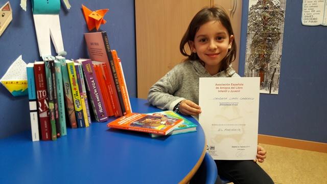 Premio de libros