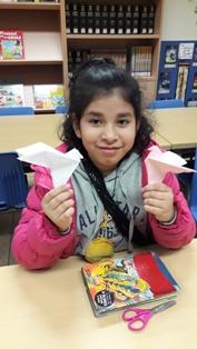 Día de la Paz en la biblioteca de El Porvenir