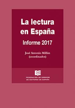Informe 2017 sobre la lectura en España
