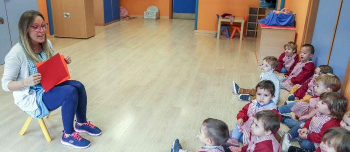 Bilingüismo en la Escuela Infantil El Porvenir