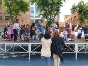 Fiesta de Fin de Curso de Infantil