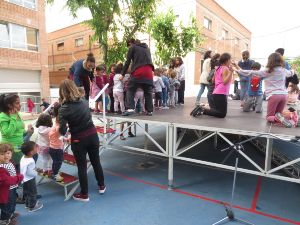 Fiesta de Fin de Curso en Infantil