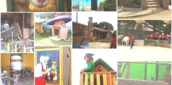 """En la Granja Escuela """"El Palomar"""""""