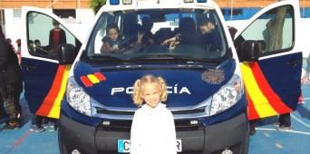 La Policía Nacional en nuestro colegio: