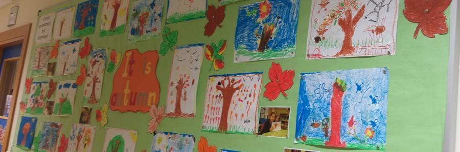 Juntos aprendemos y nos divertimos: niños de Infantil 4 años y de 5º de Primaria