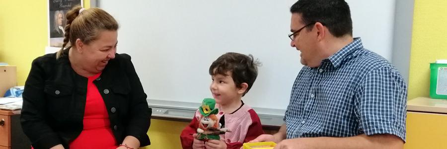 """Aprendizaje por Proyectos: """"Hoy hablamos de mí"""" (All about me)"""