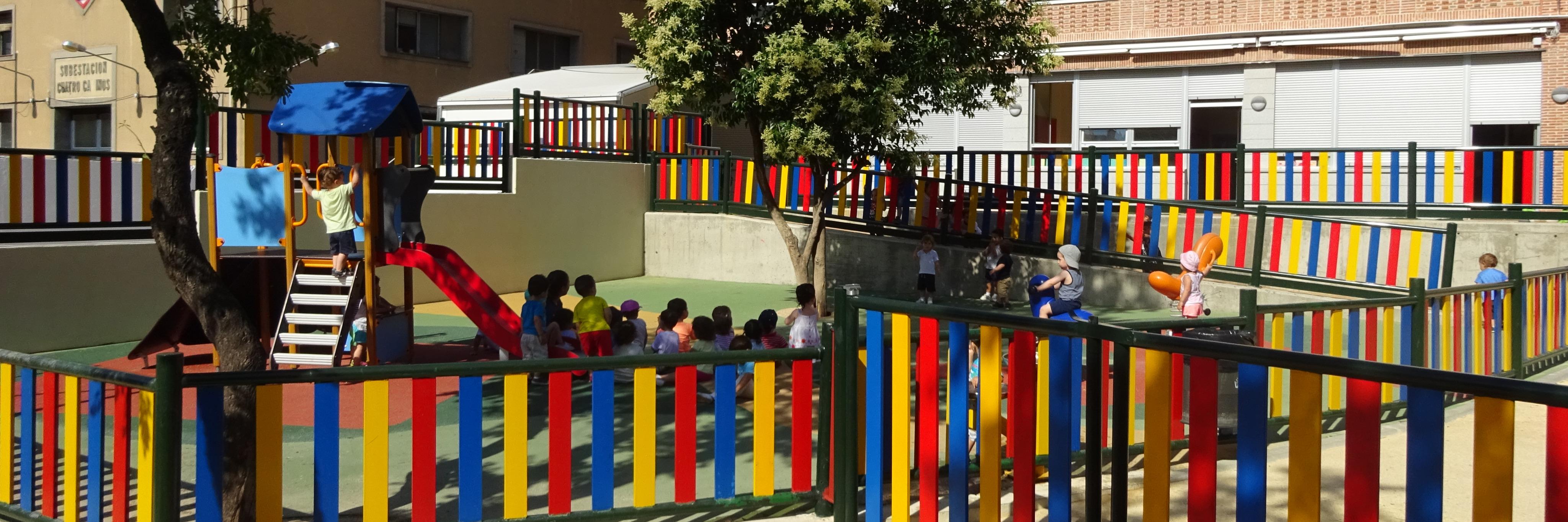 8 de septiembre: bienvenida a los niños de 3 años y horarios de entrada y de salida