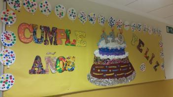 En 2º ciclo de Infantil celebramos el 119 Aniversario