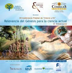 VII Conferencia Fliedner de Ciencia y Fe el próximo 14 de abril