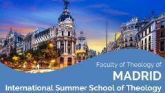 La Facultad de Teología SEUT anuncia la celebración de la primera edición de la International Summer School of Theology