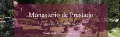 ¡El Monasterio de Prestado estrena página web!
