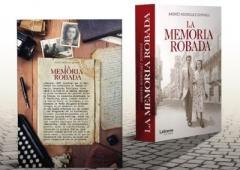 """Se presenta en Barcelona la novela del escritor Andrés Rodriguez """"La memoria robada"""""""