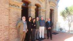 La Concejalía de Cultura de Camuñas visita la Fundación Federico Fliedner