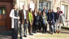 La Fundación Federico Fliedner visita en Alemania Kaiserswerth Diakonie