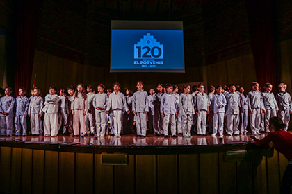 120 Aniversario El Porvenir