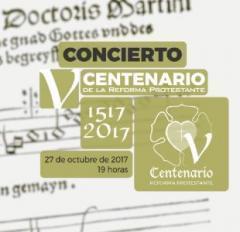 Ya pueden adquirirse las entradas al Concierto Conmemorativo de la Reforma