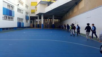 Se celebra en el colegio Juan de Valdés la tradicional carrera solidaria a favor de la escuela etíope de Wonji