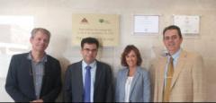 Dos altos cargos de la Consejería de Educación de la Comunidad de Madrid visitan El Porvenir
