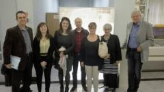 Nuestra entidad hermana en Alemania nos visita en estos días tan especiales para la Fundación Federico Fliedner