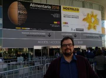 La Fundación Federico Fliedner participa en la Feria Alimentaria 2018