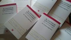 """El sábado 25 de noviembre se presenta el libro """"El Cantar de los Cantares. Don, compromiso y regalo"""""""