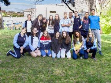 El proyecto de mediación concluye este año con nuevos alumnos formados en gestión resiliente de conflictos