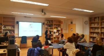 El proyecto CUIDAR-CRECER-CAMBIAR se presenta en el colegio Juan de Valdés