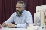 """Se presenta en Madrid """"La memoria robada"""", la última novela de Andrés Rodríguez"""