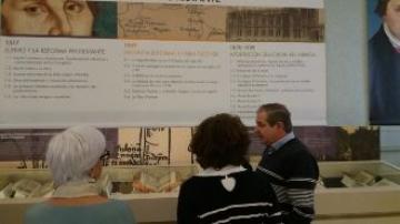 """La exposición """"1517-2017, rescatando un tesoro PROTESTANTE"""" sigue recibiendo visitas guiadas"""