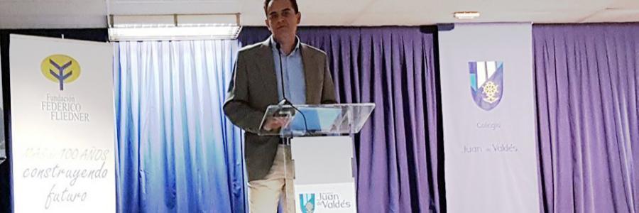 Acto de Inauguración del curso 2018-2019 en el colegio Juan de Valdés