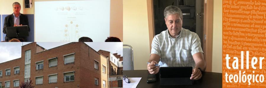 Raúl García, nuevo coordinador del Taller Teológico a partir de este curso