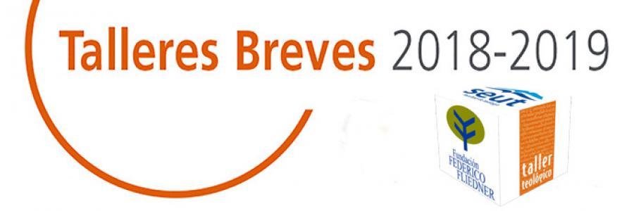 Programa de Talleres Breves 2018-2019