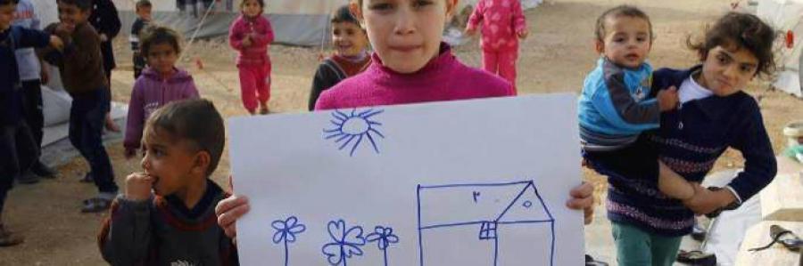 Proyecto de acogida a refugiados en El Escorial