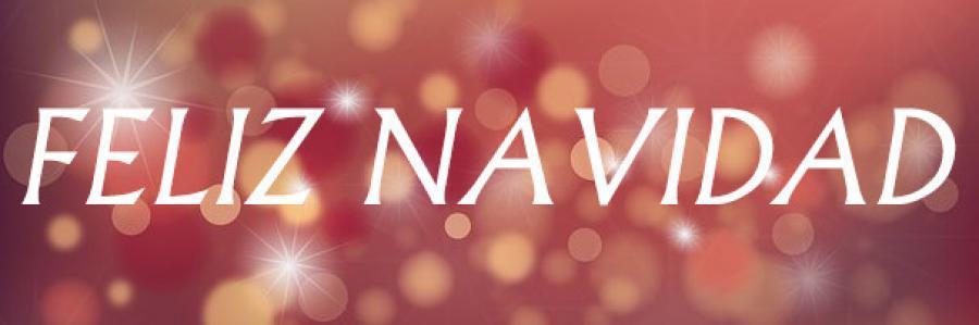 Os deseamos una Feliz Navidad y un Própero Año Nuevo 2019