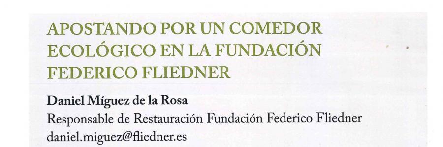 Daniel Míguez publica en la Revista de la Asociación Española de Educación Ambiental