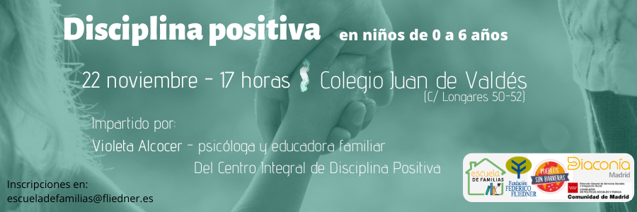 ¿Qué es la disciplina positiva y cómo ponerla en marcha con nuestros niños más pequeños?