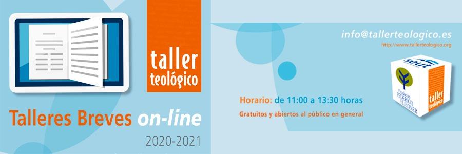 El Taller Teológico comienza sus talleres breves el próximo 17 de octubre