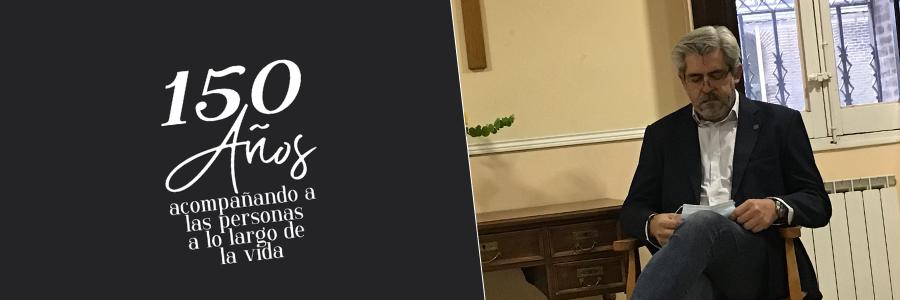 Entrevistamos al pastor evangélico Alfredo Abad con motivo del 150 aniversario de la llegada de Federico Fliedner