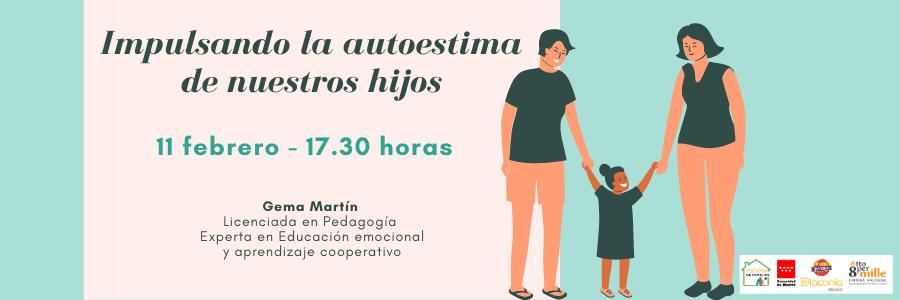 """Escuela de Familias celebra el taller """"Impulsando la autoestima de nuestros hijos"""""""