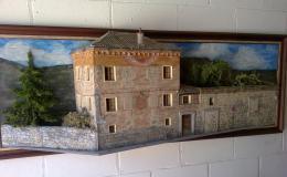 Exposición de maquetas de El Escorial