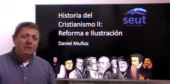 """Presentación multimedia de la asignatura: """"Historia del Cristianismo II: Reforma e Ilustración"""""""