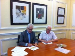 Acuerdo ISCREB-SEUT para la colaboración académica