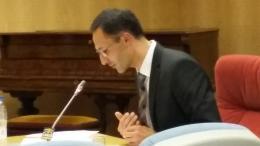 El prof. Rainer Sörgel defendió su tesis doctoral
