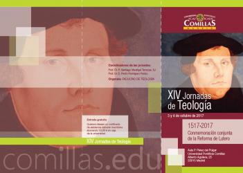 El prof. Pedro Zamora en las XIV Jornadas de Teología de la Universidad Pontificia Comillas