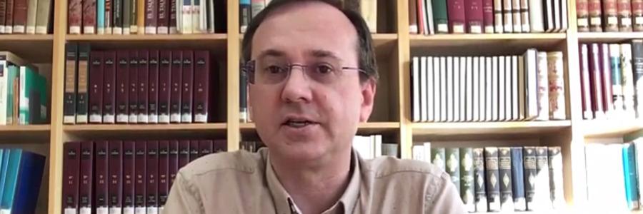 El decano de la Facultad de Teología SEUT te invita a Aula Abierta 2019