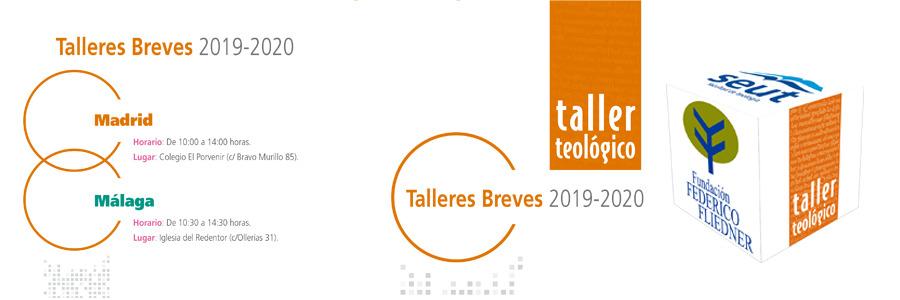 Programa de los Talleres Breves del curso 2019-2020