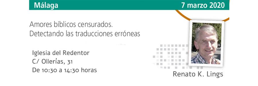 En Málaga, tenemos Taller Breve el 7 de marzo